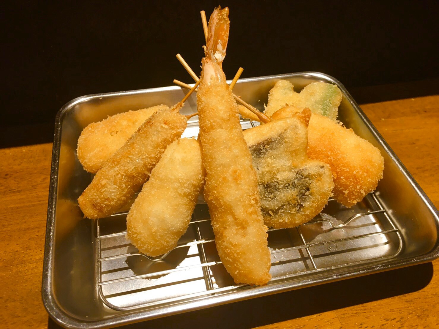 【ATR】kushikatsu