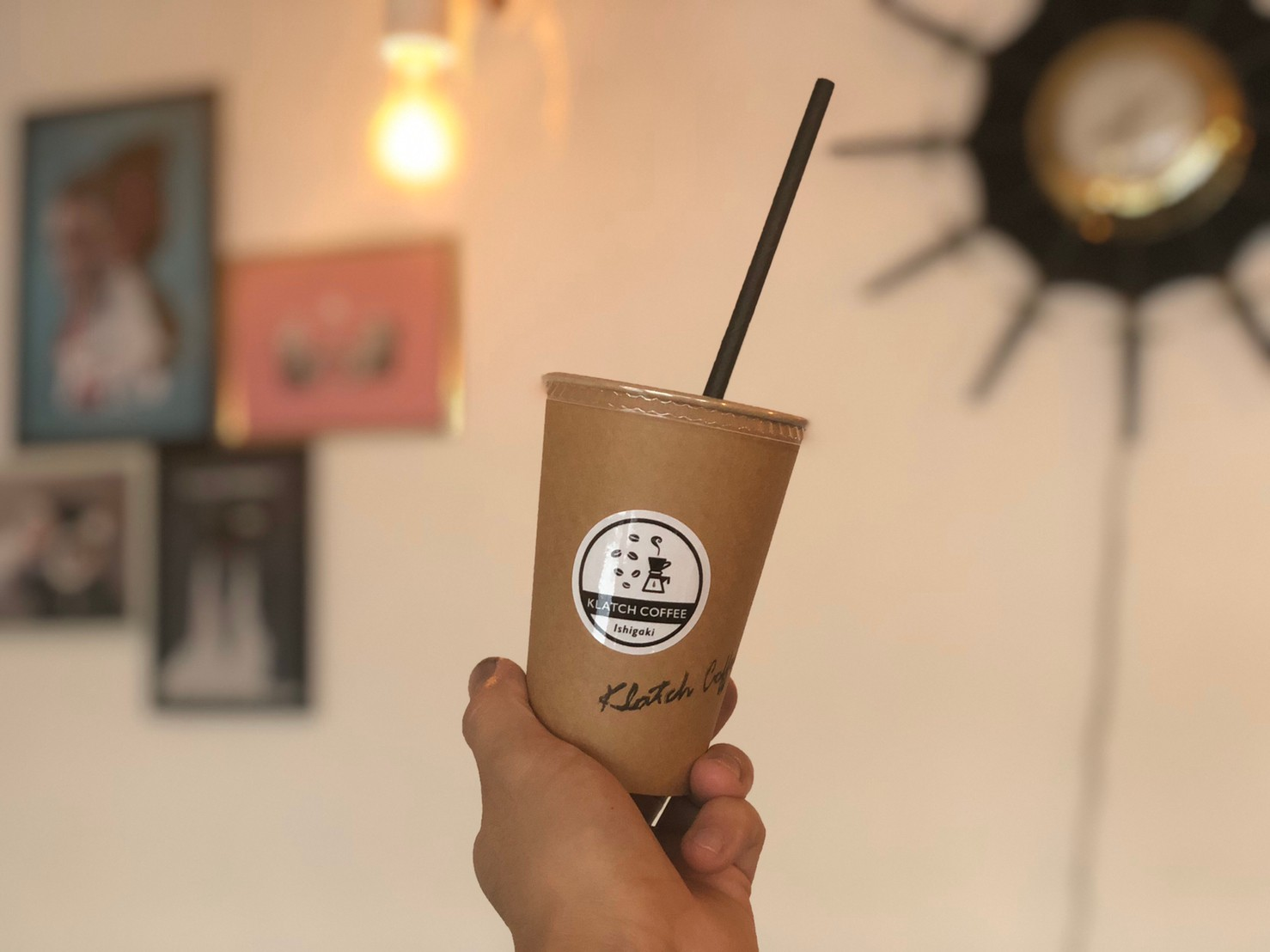 【KLC】Caffe Latte