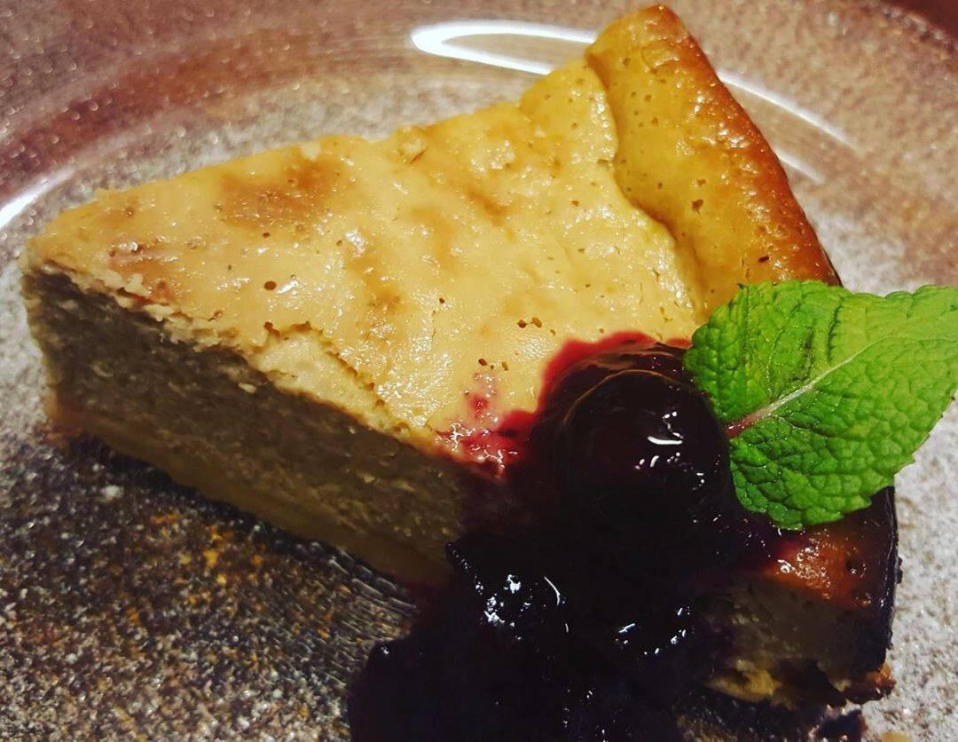 【TIN】baked cheese cake